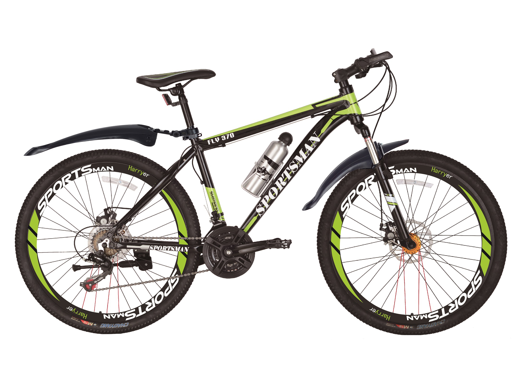 Collection Flying Mountain Bikes 21 Speeds Alloy Frame